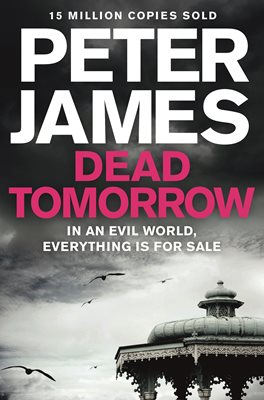 Book cover for Dead Tomorrow